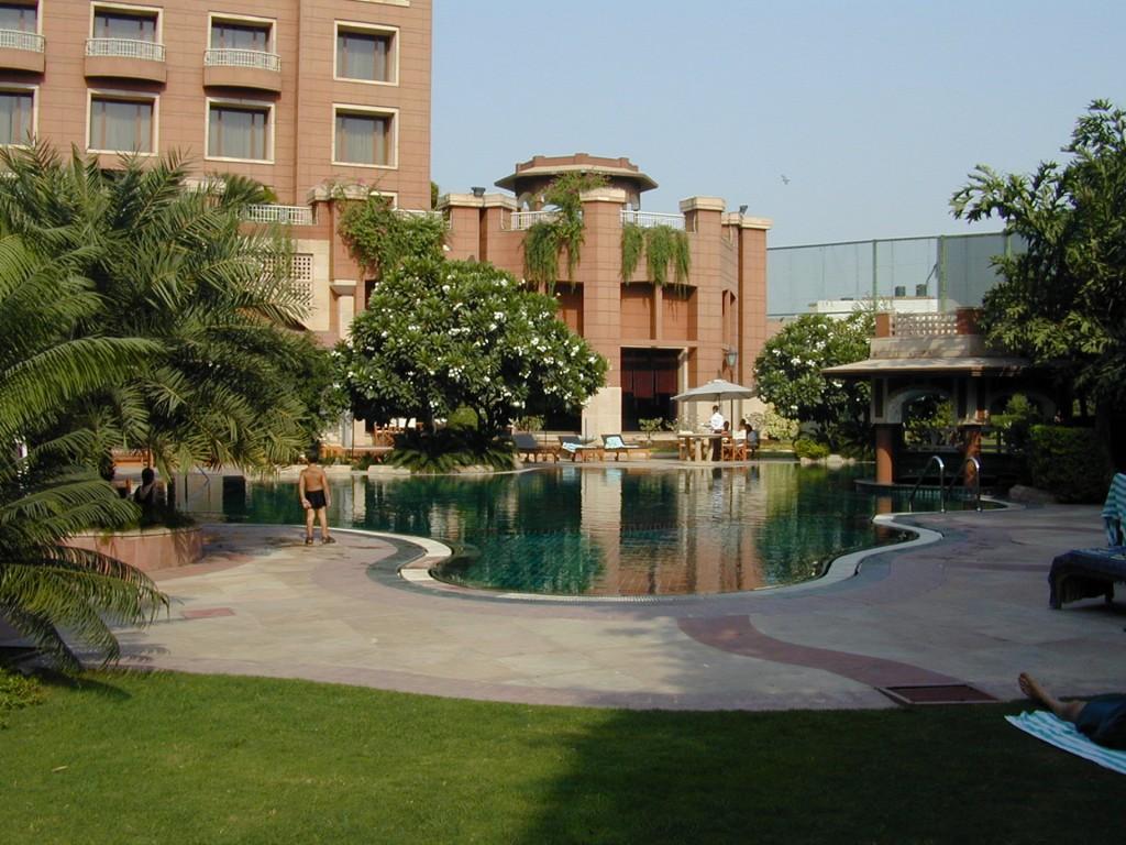 RADISSON HOTEL NEW DELHI-1