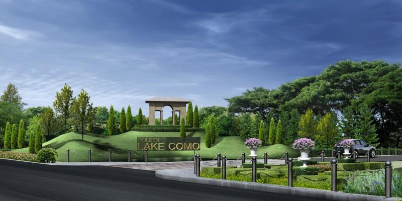 GOLDEN LAKE COMO
